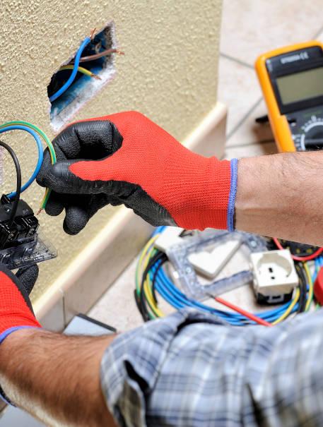 dépannage électricité à Laon